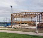 Zizur no tiene fecha para reanudar las obras del polideportivo de Ardoi