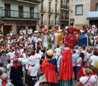 Cascante estrena procesión