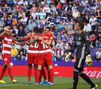 Dónde y cuándo ver el Granada-Osasuna