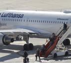 Lufthansa dice que recorta vuelos a Fráncfort porque en invierno cae la demanda