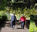 Más de 73.000 pensionistas navarros no llegan a ser mileuristas