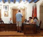 La alcaldesa de Viana desaloja del pleno al portavoz de Navarra Suma