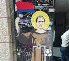 El Jagobismo encuentra su imagen en la calle Chapitela