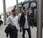 Roberto Torres y Carlos Clerc, enemigos por un día