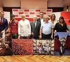 Una fotografía del chupinazo gana el concurso  de Diario de Navarra y Banco Santander