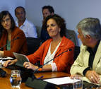 Gómez dice que la segunda fase del Canal de Navarra será uno de sus