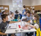 El alumnado navarro obtiene los mejores resultados en matemáticas del informe PISA