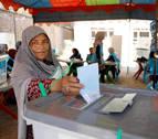 Cierran los colegios electorales en Afganistán