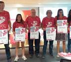 Menores extranjeros en desprotección, voluntarios en la Carrera solidaria de ANFAS