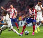 Atlético y Real Madrid se anulan en un derbi sin brillo
