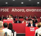 Chivite afirma que el proyecto del PSOE es el que