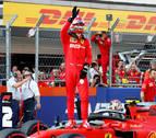 Leclerc también logra la 'pole' en Sochi
