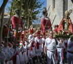Jotas y auroras para San Fermín de Aldapa
