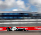 Victoria de Hamilton en Sochi con sexto puesto del español Carlos Sainz