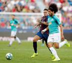 Aridane, en el once revelación para Maldini