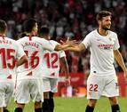 El Sevilla vuelve a ganar y deja a la Real sin auparse al liderato