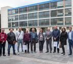 Estudiantes de Marruecos y Egipto reciben formación de la UPNA en energías renovables