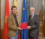 Entregada la Memoria Anual de la Fiscalía Superior de Navarra