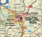 Registrados tres terremotos en la Comarca de Pamplona entre el domingo y el lunes