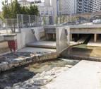 A estudio desviar agua del Queiles para evitar inundaciones en Tudela