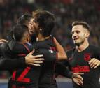 Joao Felix y Thomas dan un importante triunfo al Atlético en Moscú