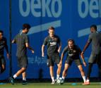 El Barça busca convencer ante un Inter mejorado