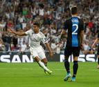 Casemiro evita el desastre del Real Madrid en Champions