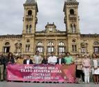 Un trabajador municipal, detenido por agresión sexual en San Sebastián
