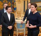 Tom Cruise busca localizaciones en Ucrania para un proyecto cinematográfico