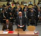 Rato culpa al rescate y a su sucesor en su alegato final del juicio de Bankia