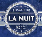 'Ensanche la Nuit' celebra su décima edición este viernes 4 de octubre en Pamplona