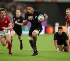 Francia reacciona a tiempo y Nueva Zelanda se luce