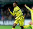 Samuel Chukwueze, el jugador del Villarreal que no pudo fichar Osasuna