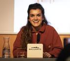 Amaia presenta su gira 'Pero no pasa nada' en Pamplona