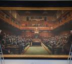Vendida una obra de Banksy por 11 millones de euros