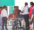 Marc Márquez echa una bronca al director médico por mandarle al hospital