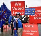 Un millar de navarros confirma su arraigo en Reino Unido por el 'brexit'