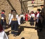 El octavo centenario fue fiesta en Aguilar