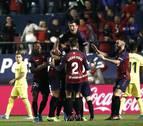 Osasuna abrirá la jornada 22 en el estadio de La Cerámica