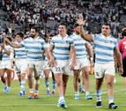 Argentina pierde contra Inglaterra y deja pasar el último tren