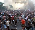 Al menos catorce manifestantes muertos por disparos de la Policía en Irak
