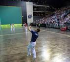 Altuna III - Zabaleta conquistaron la tercera edición del Master Codere en el Navarra Arena