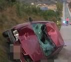 Muere un joven al ser atropellado en Berrioplano por un conductor que dio positivo