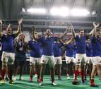 Francia sufre para meterse en cuartos y Nueva Zelanda se pasea