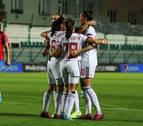 La selección española femenina, imparable rumbo a la Eurocopa