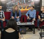 El Teatro Gayarre ofrece un recorrido histórico por el rock navarro
