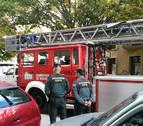 Sofocado un incendio en la cocina de una vivienda de Estella