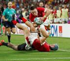 Gales esquiva un susto contra Fiyi y se mete en cuartos