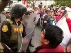 El presidente de Ecuador recalca que no dimitirá &quotbajo ninguna circunstancia