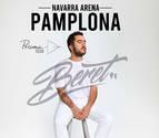 Beret actuará en el Navarra Arena el 3 de octubre de 2020 con 'Prisma Tour'